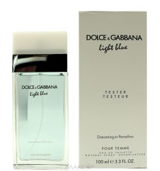 Light Blue Dreaming in Portofino 100ml Tester (тестер)