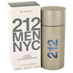 212 Men NYC 100ml EDT Tester (тестер)