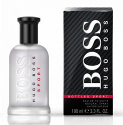 Boss Bottled. Sport.