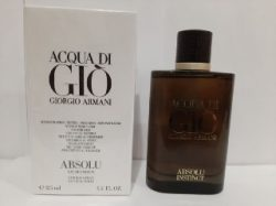 Acqua Di Gio Absolu Instinct 100ml TESTER LUXE