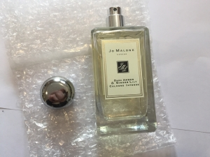 Dark Amber & Ginger Lily Tester (пленка) LUXE