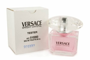 Versace Bright Crystal Woman EDT 90ml TESTER (тестер)