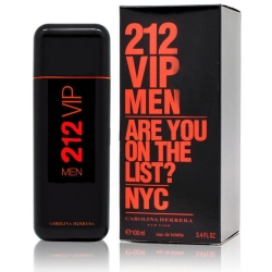 212 VIP MAN ARE YOU ON THE LIST ( orange Limited)