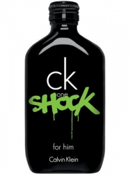 CK One Shock For Him TESTER