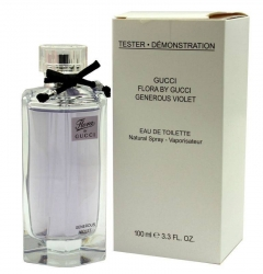 Flora by Gucci Generous Violet 100ml EDT Tester (тестер)