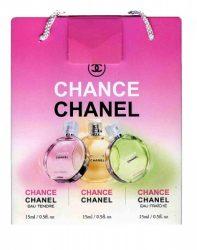 "Mini 3*15ml ""Chanel Chance"""