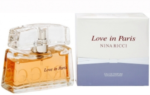 Love In Paris EDP