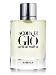 Acqua Di Gio Essenza Tester