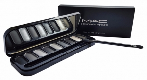 тени mac 9 color eyebrow powder