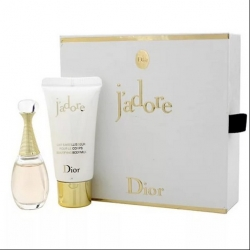 Jadore Parfume + Body Milk