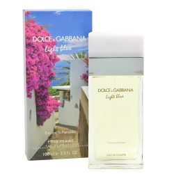 Light Blue Escape In Panarea Pour Femme