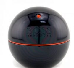 Boss In Motion Black TESTER