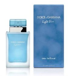 Light Blue Eau Intense Eau De Parfum women