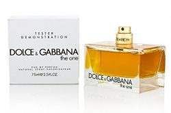 Dolce & Gabbana The One Woman 75ml EDP TESTER (тестер)