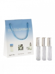 Light Blue + L The One + Feminine 3*15ml