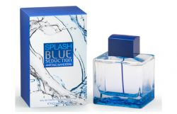 Splash Blue Seduction for men