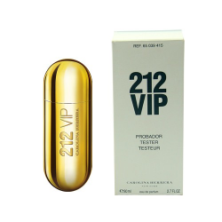 212 VIP Woman EDP 80ml Tester (тестер)